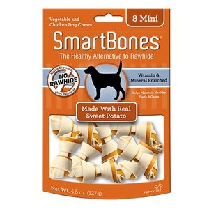 Smart Bones Canine Huesos Camote