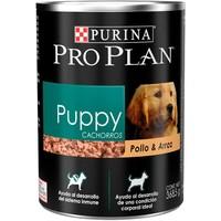 Canine Cachorro Lata Pollo Y Arroz 368 g