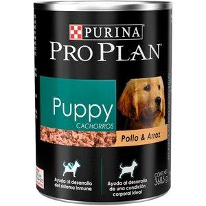 Proplan Canine Cachorro Lata Pollo Y Arroz 368 g