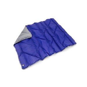 Ruffwear Manta Clear Lake Blanket™Huckleberry Blue