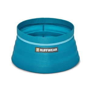 Ruffwear Cuenco Plegable Ligero Bivy Bowl Blue Spring