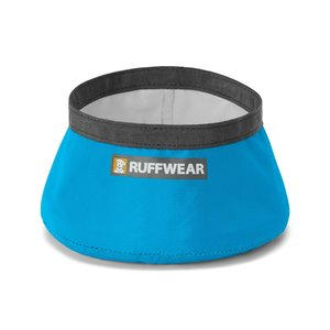 Ruffwear Cuenco Ligero y Plegable Trail Runner Blue Dusk