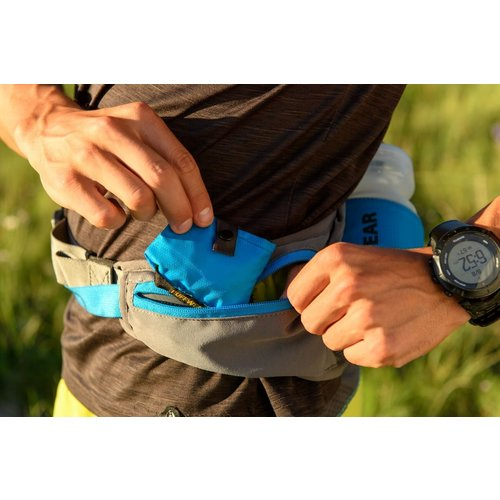 Ruffwear Cuenco Ligero y Plegable Trail Runner™ Blue Dusk