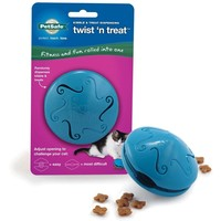 Fun Kitty Twist N Treat Pet Safe