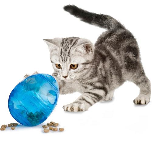 Pet Safe Juguete Gato Egg-Cersizer