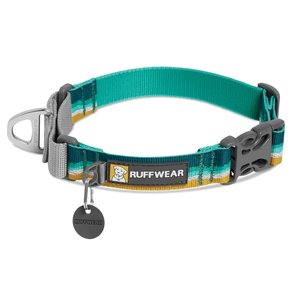 Ruffwear Collar Web Reaction