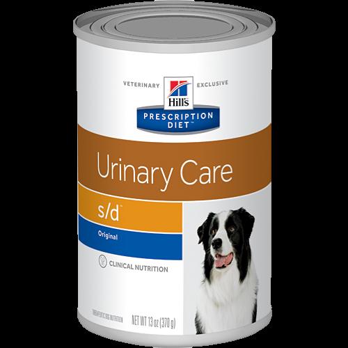 Hill's Prescription Diet Canine Lata S/D 370 g