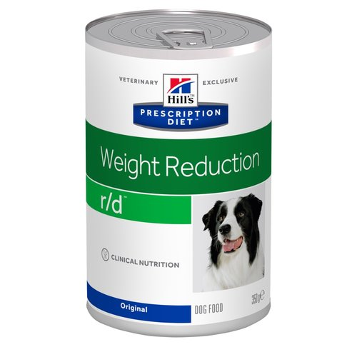 Hill's Prescription Diet Canine Lata R/D 370 g