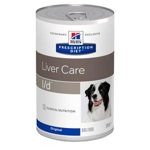Hill's Prescription Diet Canine Lata L/D 370 g