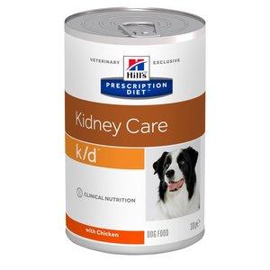 Hill's Prescription Diet Canine Lata K/D 370 g