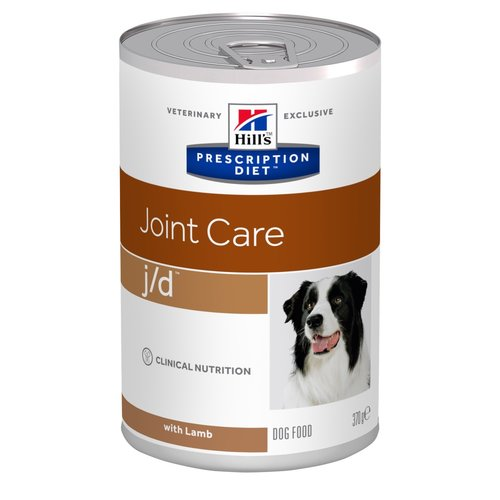 Hill's Prescription Diet Canine Lata J/D 370 g