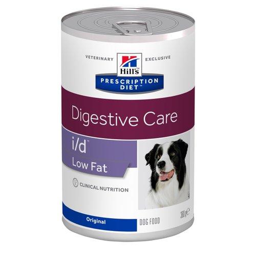 Hill's Prescription Diet Canine Lata I/D Low Fat 370 g