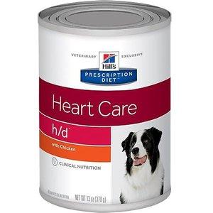 Hill's Prescription Diet Canine Lata H/D Cuidado del corazón 370 g
