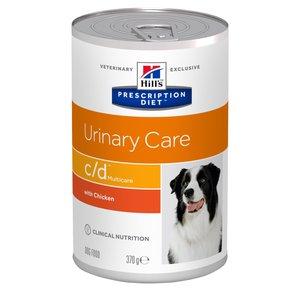 Hill's Prescription Diet Canine Lata C/D 370 g