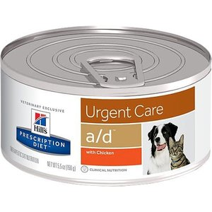 Hill's Prescription Diet Canine Lata A/D 156 g