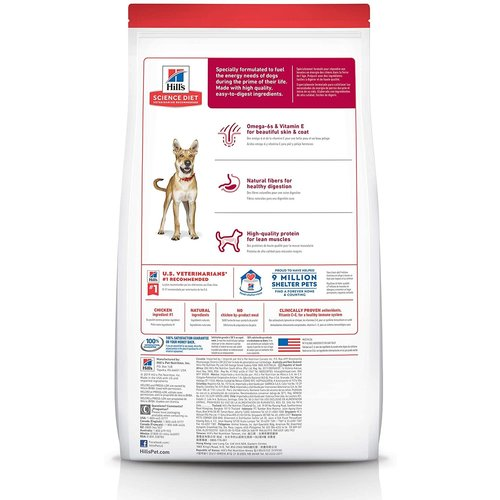 Hill's Science Diet Canine Adult Original 2.3 kg