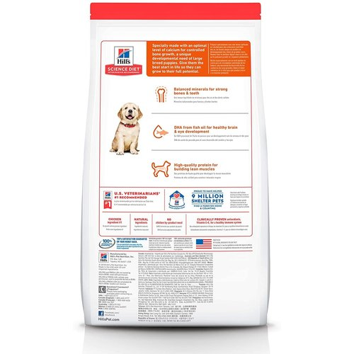 Hill's Science Diet Canine Puppy Large Breed