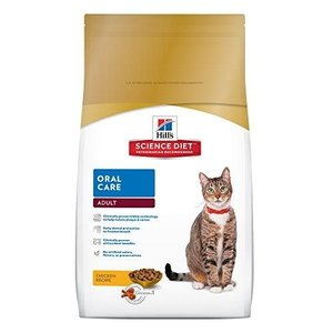 Hill's Science Diet Feline Adult Hairball Control Light