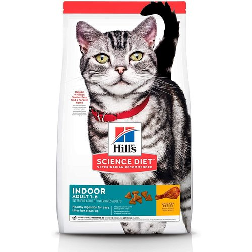 Hill's Science Diet Feline Adult Indoor