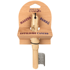 Ideas Caninas Sampoo Canine Corta-nudos para pelaje rizado