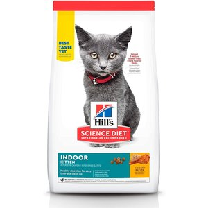 Hill's Science Diet Feline Kitten Indoor