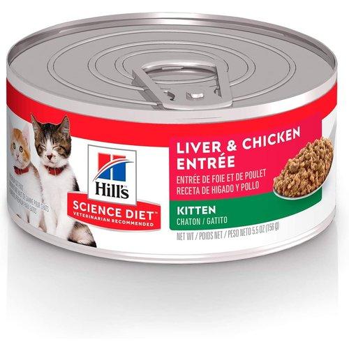 Hill's Science Diet Feline Lata Kitten 156 g