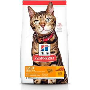 Hill's Science Diet Feline Adult Light