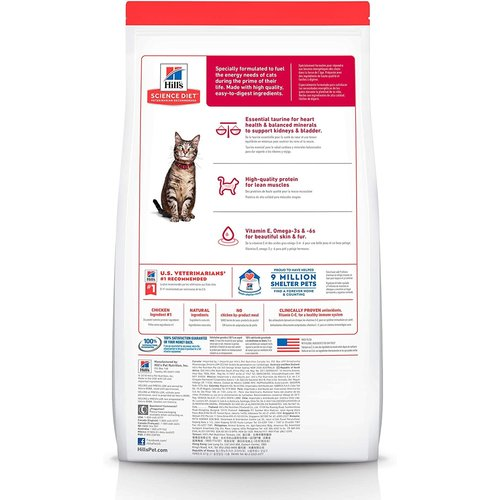 Hill's Science Diet Feline Adult Optimal Care Original