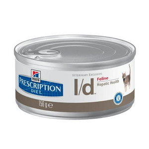 Hill's Prescription Diet Feline Lata L/D 156 g