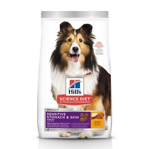 Hill's Science Diet Canine Adult Sensitive Stomach & Skin