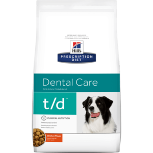 Hill's Prescription Diet Canine T/D 2.3 kg