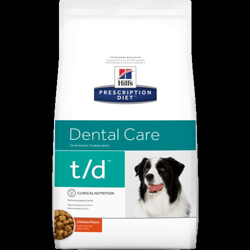 Hill's Prescription Diet Canine T/D 2.3 kg