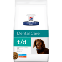 Canine T/D Small Bites 2.3 kg