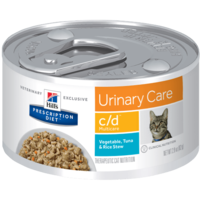 Feline Lata C/D Multicare Tuna Stew 82 g