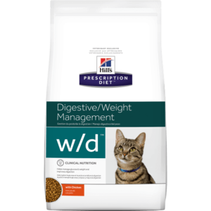 Hill's Prescription Diet Feline W/D 3.9 kg
