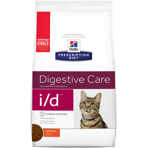 Hill's Prescription Diet Feline I/D 1.8 kg