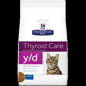 Hill's Prescription Diet Feline Y/D 1.8 kg