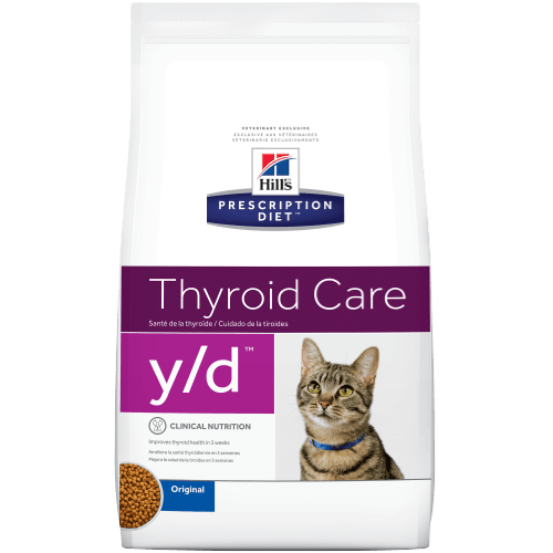 Hill's Prescription Diet Feline Y/D 1.8 kg