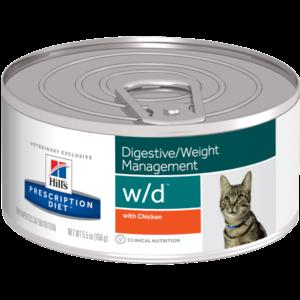 Hill's Prescription Diet Feline Lata W/D 156 g