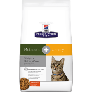 Hill's Prescription Diet Feline Metabolic + Urinary 2.8 kg