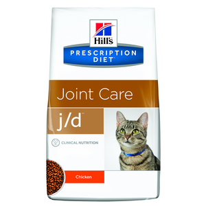 Hill's Prescription Diet Feline J/D 3.8 kg