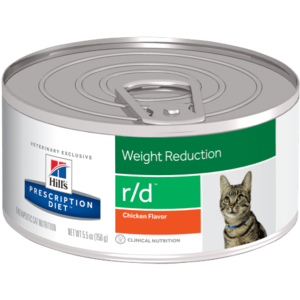 Hill's Prescription Diet Feline Lata R/D 156 g