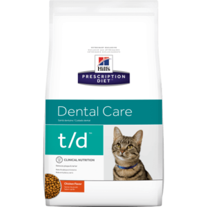 Hill's Prescription Diet Feline T/D 1.8 kg