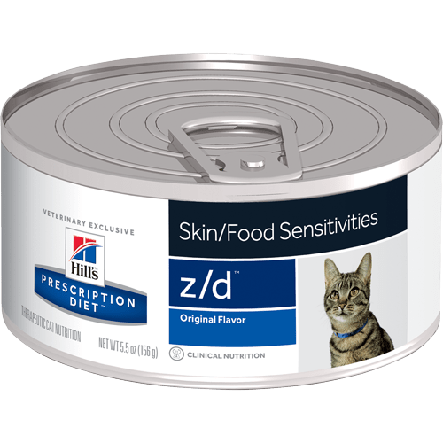 Hill's Prescription Diet Feline Lata Z/D 156 g