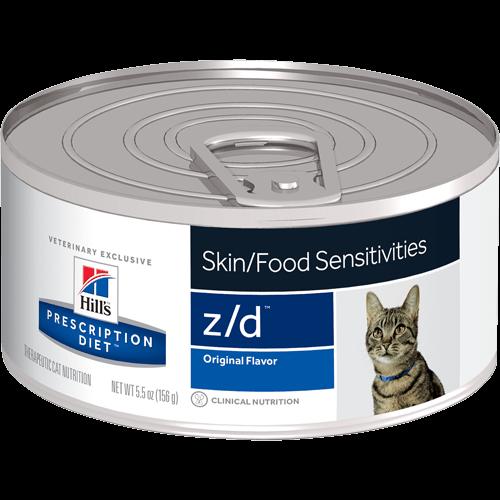 Hill's Prescription Diet Feline Lata Z/D 156 g