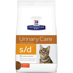 Hill's Prescription Diet Feline S/D 1.8 kg