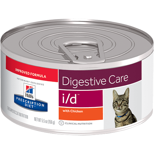 Hill's Prescription Diet Feline Lata I/D 156 g