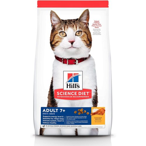 Hill's Science Diet Feline Mature Adult 7+