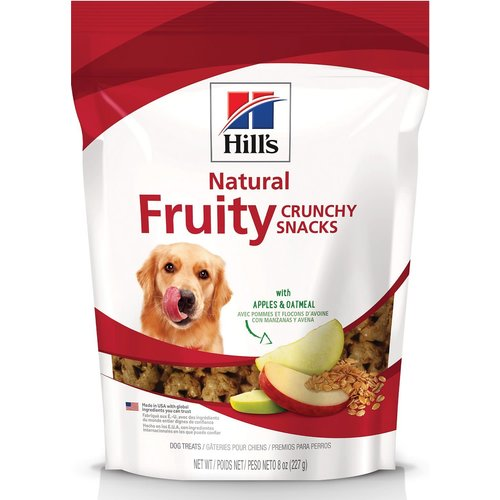 Hill's Science Diet Canine Premios Fruity Snacks Apples & Oatmeal 200 g