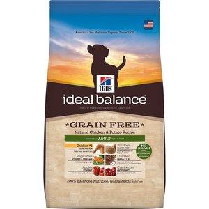 Hill's Ideal Balance Canine Grain Free Chicken & Potato Recipe Adult Dogs